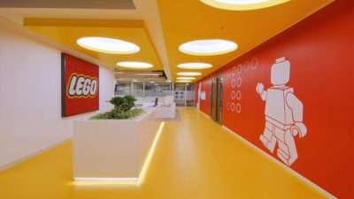 Oficinas de Lego en Estambul