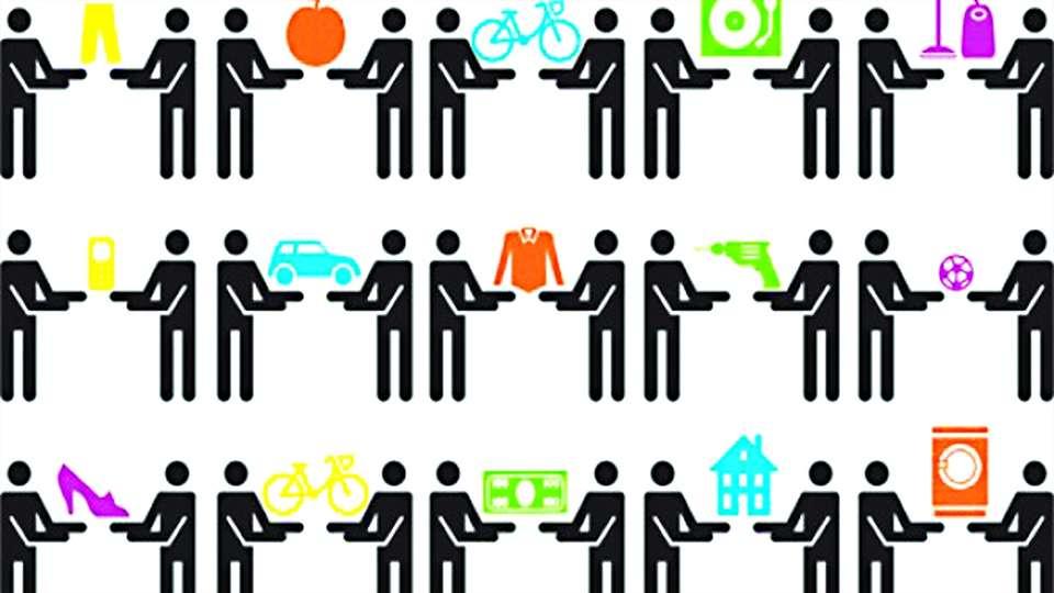 La economía colaborativa se basa en el uso de los bienes y no en la propiedad de los mismos