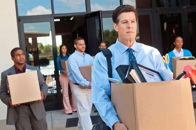 No hay nada pero que ver despidos masivos causados por malos gestores
