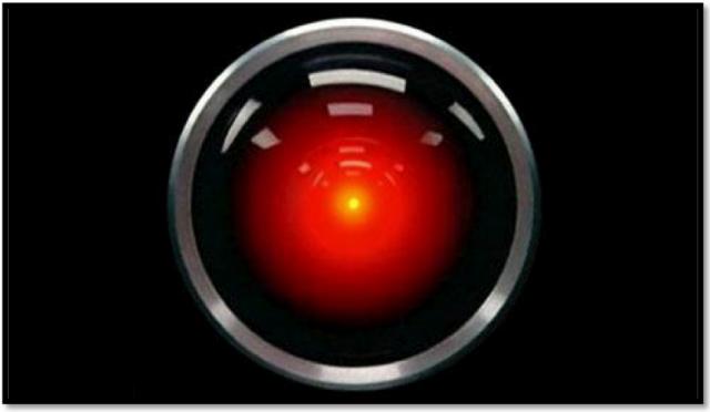 Con sólo pensar en la pecula 2001 Odisea en el Espacio la AI nos da un poco de respeto a todos
