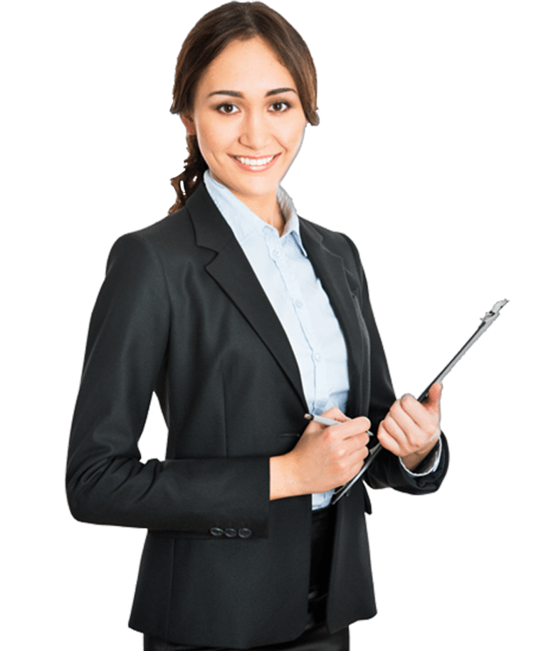 Mujer Presentadora