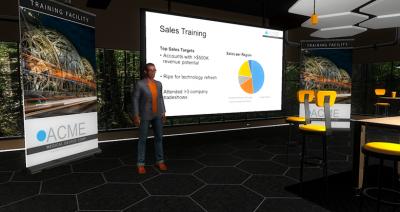 AWS lanza Amazon Sumerian para crear aplicaciones AR VR y 3D