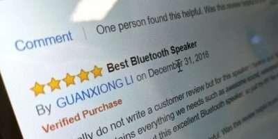 Comprador ¡Cuidado! No te dejes engañar por las críticas falsas en Amazon