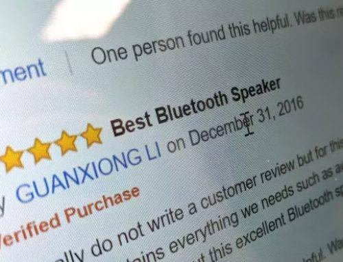 Comprador: ¡Cuidado! No te dejes engañar por las críticas falsas en Amazon