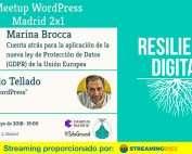 Cómo preparar tu blog y adaptar tus estrategias online al RGPD (GDPR)