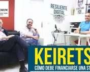 KeiretsuForum Madrid - Cómo debe financiarse una startup